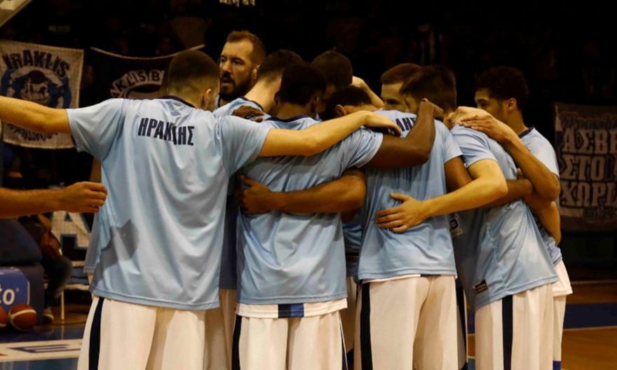 Ηρακλής: Αναχωρεί για Βουλγαρία για το FIBA Europe Cup