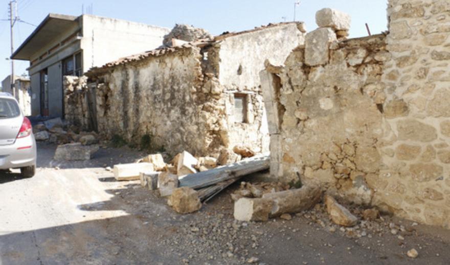 Σεισμός: Μήνυμα 112 στους κατοίκους του Ηρακλείου