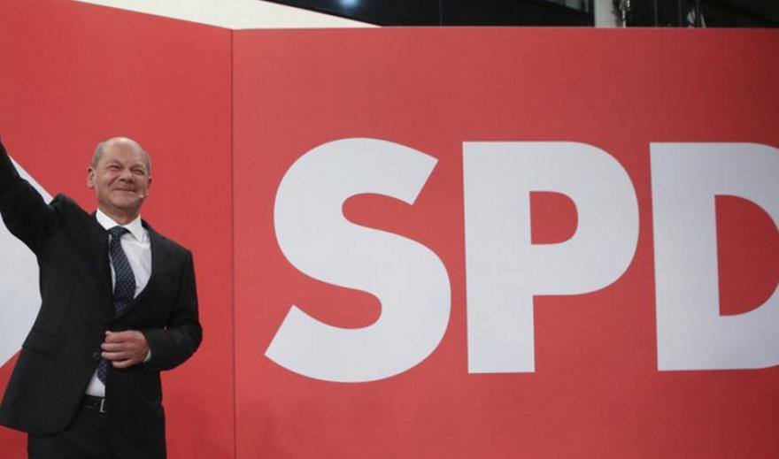 Γερμανία-Εκλογές: Οι Σοσιαλδημοκράτες κερδίζουν