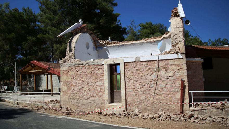 Κρήτη: Περισσότεροι από 20 μετασεισμοί μετά τα 6R