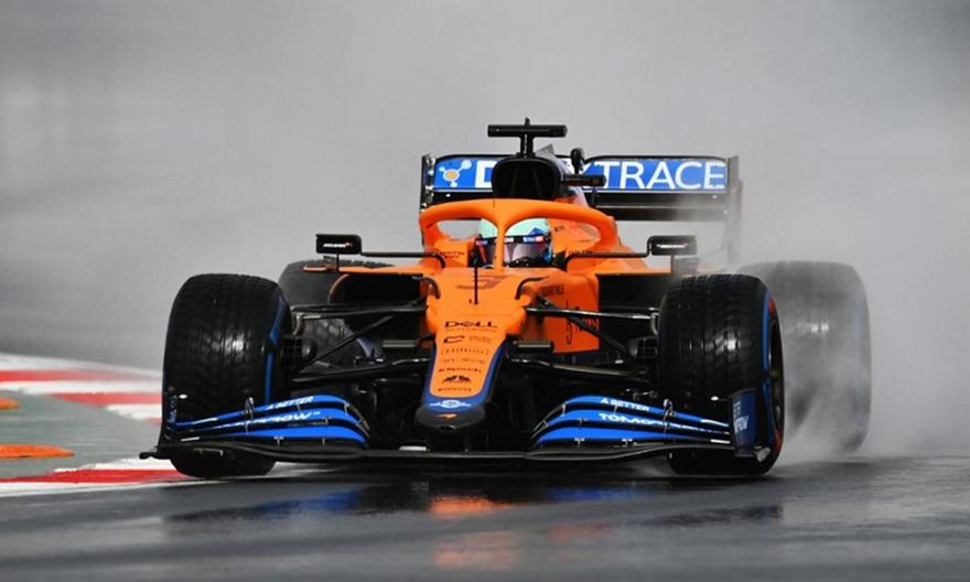 F1: Άλλαξε κινητήρα και εκκινεί τελευταίος ο Ρικιάρντο