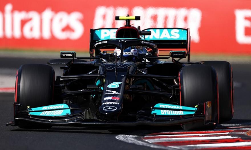 Formula 1: Νίκη για Μπότας, κορυφή για Φερστάπεν