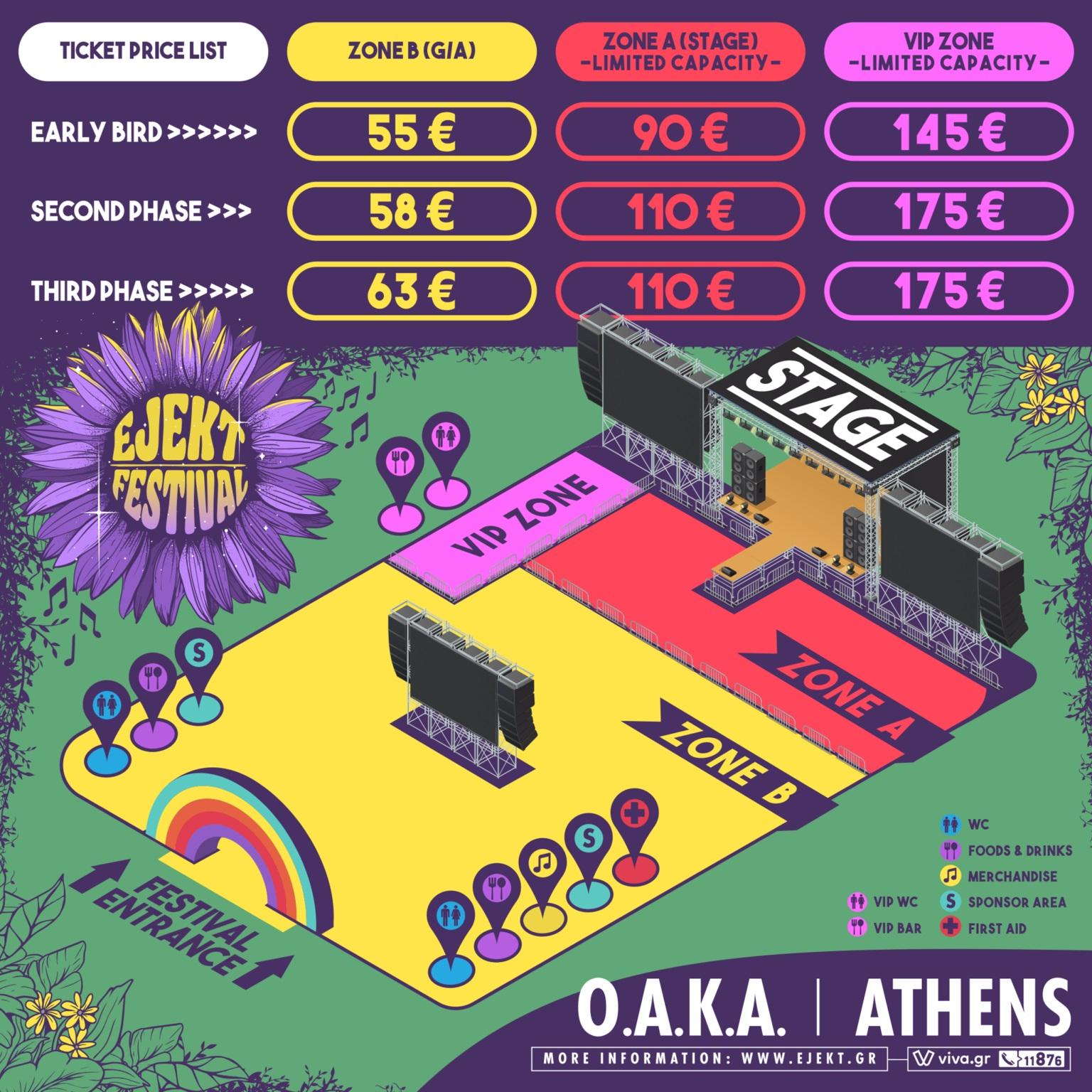 Muse: Τον Ιούνιο επιστρέφουν στην Ελλάδα