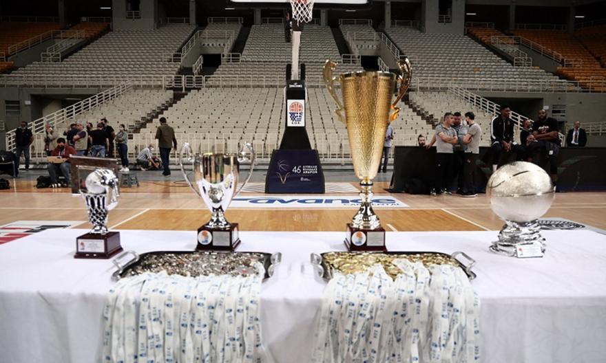 Κύπελλο Ελλάδας: «Κλείδωσε» το Final Four