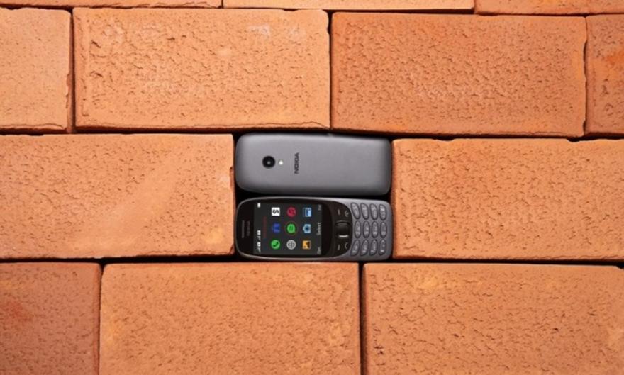 Nokia: Βγαίνει ξανά το θρυλικό 6310