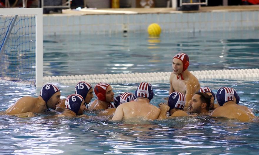 Ολυμπιακός-Απόλλων Σμύρνης 16-7