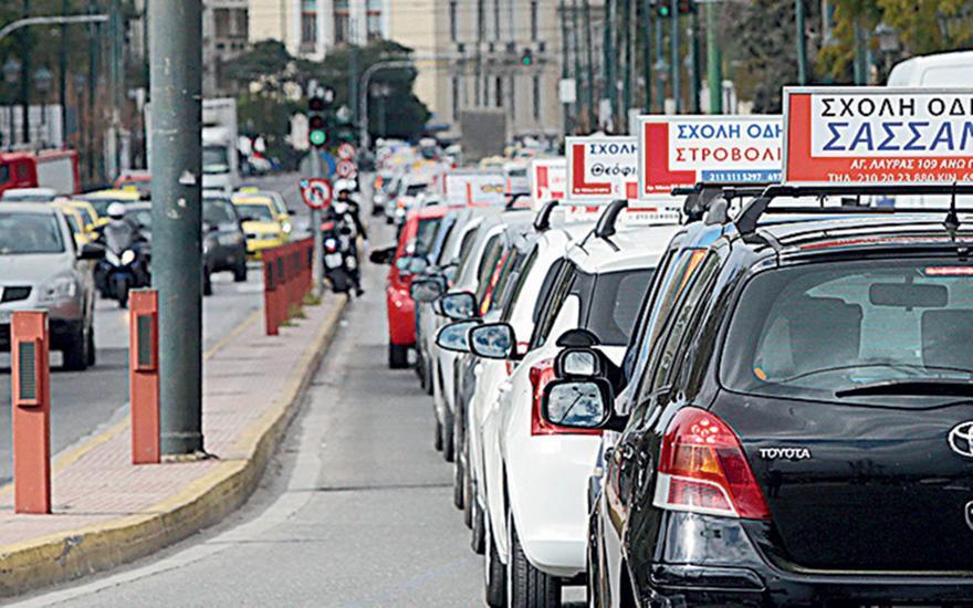 Δίπλωμα οδήγησης: Τι αλλάζει σε εξέταση και εκπαίδευση