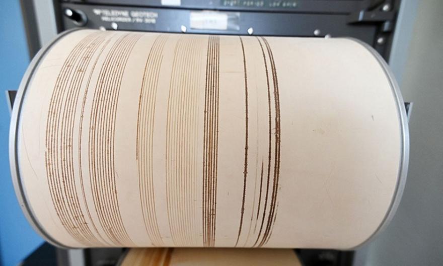 Νάξος: Κατά λάθος εμφάνισε σεισμό 5 Ρίχτερ