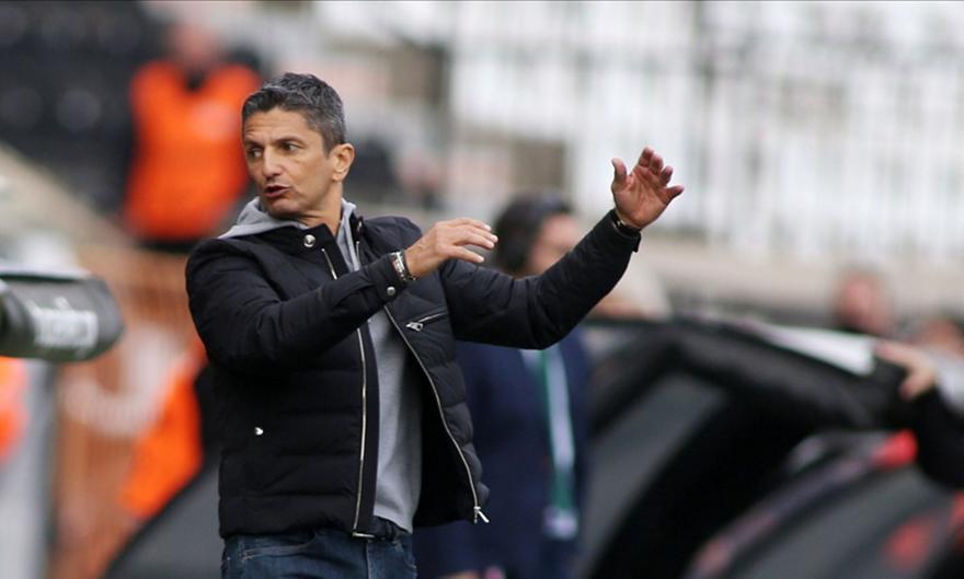 Λουτσέσκου: «Δεν θυμάμαι ευκαιρία του Βόλου εκτός από τα γκολ, θυμάμαι 3-4 δικές μας»