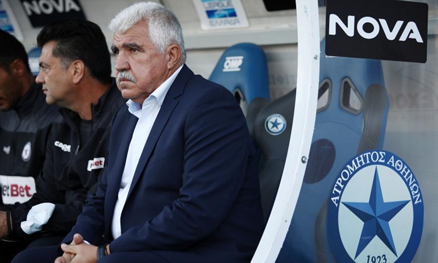 Γκουτσίδης: «Δεν μπορώ να εξηγήσω την συμπεριφορά της ομάδας»