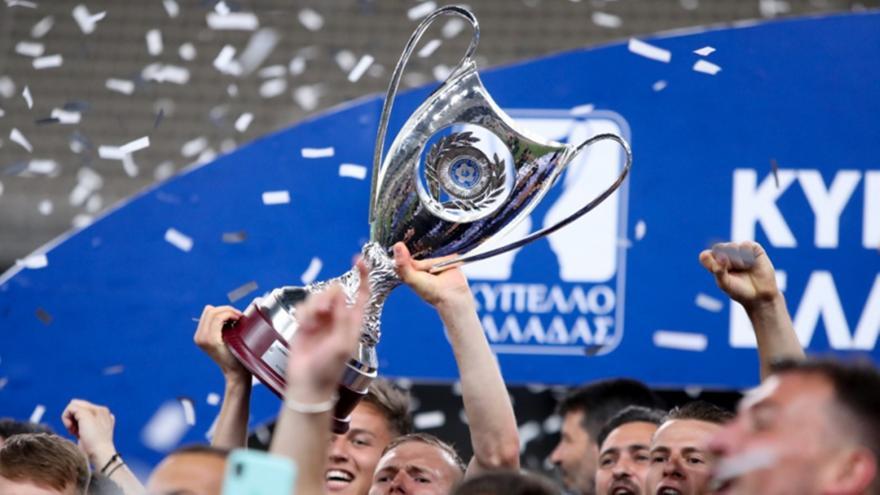 Κύπελλο Ελλάδας: «Μάχη» των παρόχων για την τηλεοπτική κάλυψη της διοργάνωσης!