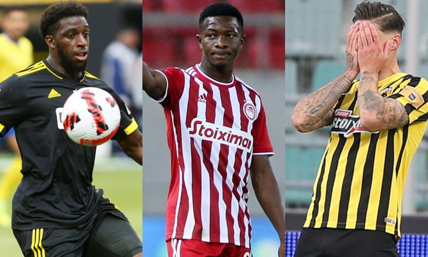 Super League: Η κορυφαία ενδεκάδα της 7ης αγωνιστικής