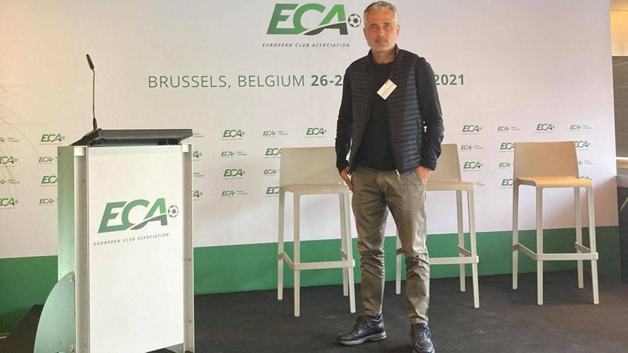 Παρών ο Ατρόμητος στο σεμινάριο της ECA για την ανάπτυξη ταλέντων