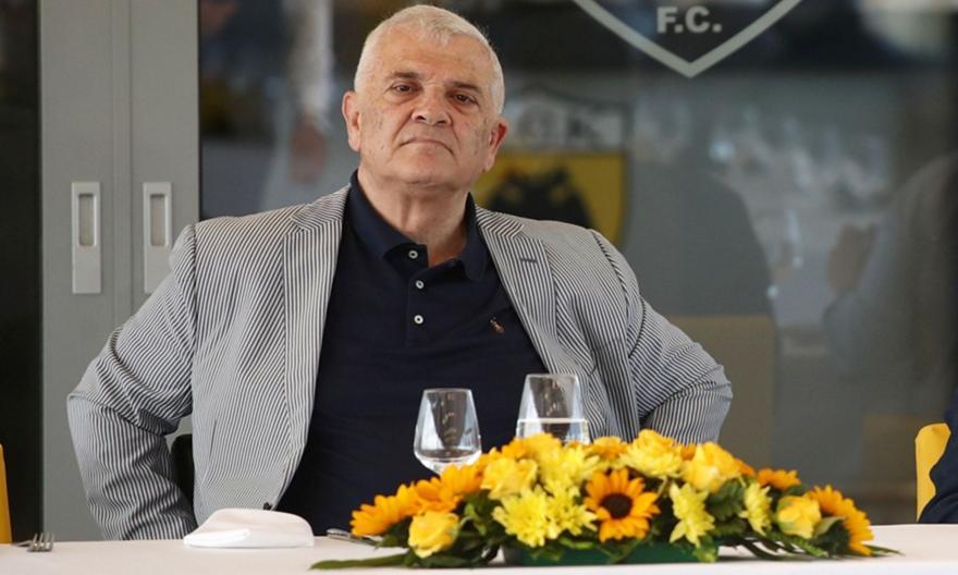 Οι ευχές της ΑΕΚ στον Μελισσανίδη: «Τα καλύτερα βρίσκονται και πάλι μπροστά μας»