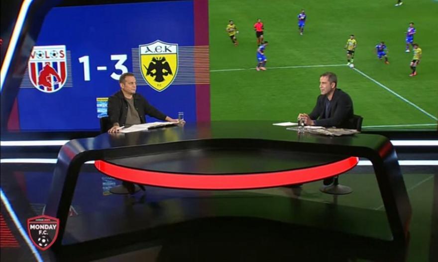 Ντέμης: «Είχε πλάνο ο Γιαννίκης - Από τα καλύτερα ματς του Μάνταλου στην ΑΕΚ»