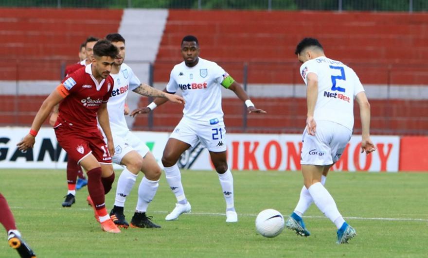 ΑΕΛ-ΠΑΣ Γιάννινα 3-1 (Τελικό)
